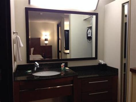 bathroom vanities kansas city separate toilet shower in bathroom area picture of hyatt