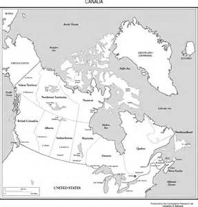 black and white map of us and canada blank map canada pdf