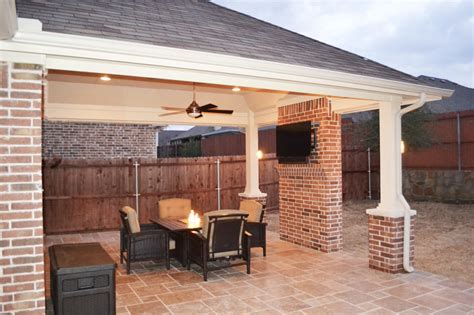 Patio Covers Dallas Tx by Patio Covers Dallas Fort Worth Modern Patio Outdoor
