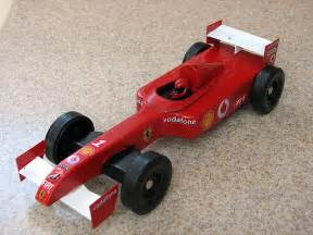 Formula 1 Pinewood Derby Car Template by Pinewood Derby 2008 Flickr Photo
