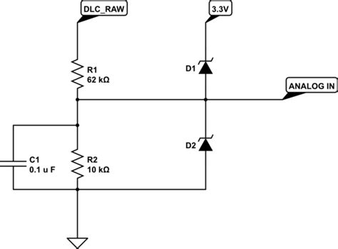 zener diode protection circuit purpose of zener diode in circuit electrical engineering stack exchange
