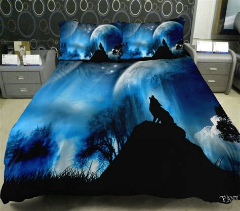 wolf themed bedroom space theme bored panda