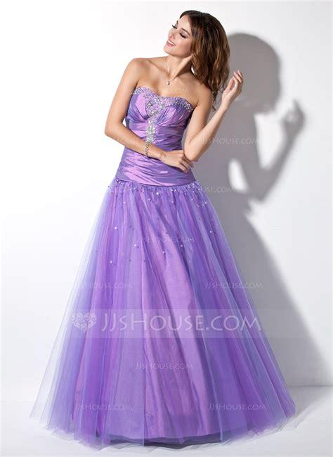 ball gown sweetheart floor length taffeta evening prom ball gown sweetheart floor length taffeta tulle prom dress