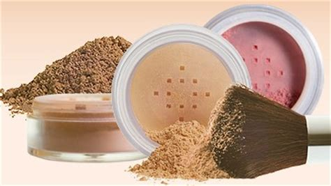 Their Mineral Makeup by Is Your Mineral Makeup Causing You To Breakout