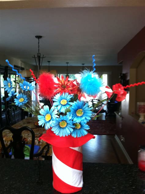 dr seuss thing 1 and thing 2 baby shower babies baby
