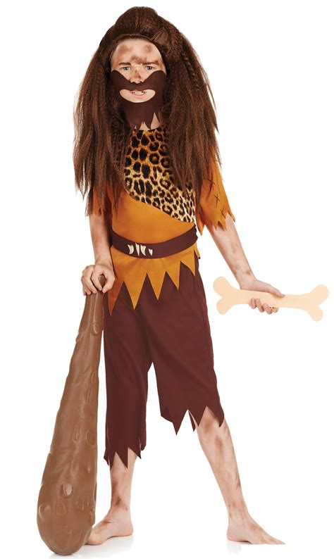 how to make a caveman costume for kids ehow uk stone age boys costume letter quot c quot costumes mega fancy