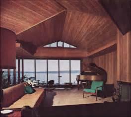 1963 home decor 1963 modern music room mid century style decorating