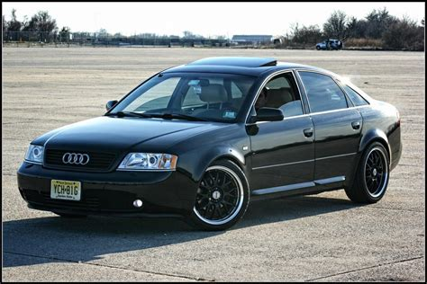 Audi A6 1999 by 1999 Audi A6 Information And Photos Zombiedrive