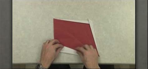 Robert J Lang Origami - how to fold an origami with robert lang 171 origami