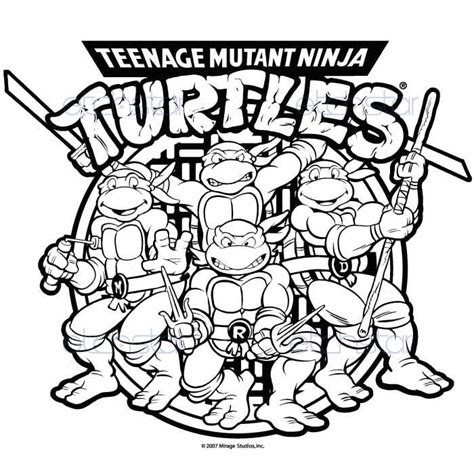ninja turtle coloring pages birthday pix for gt teenage mutant ninja turtles drawings drawing