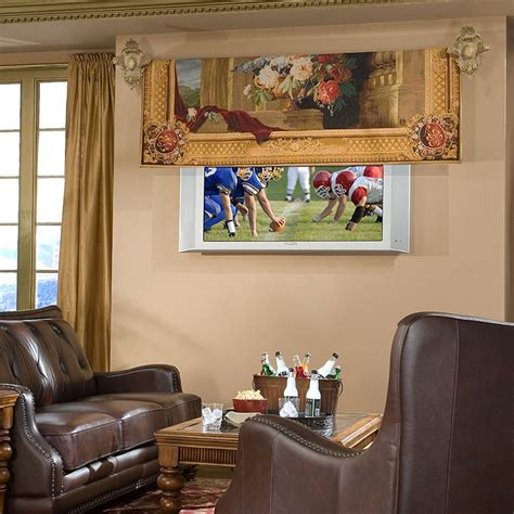 Decorative Flat Screen Tv Covers by Flat Screen Tv Covers Homesfeed