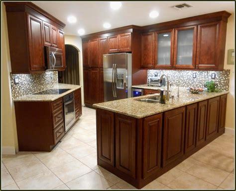 Premade Kitchen Cabinets by Unique Pre Made Kitchen Cabinets Gl Kitchen Design