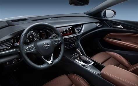 opel insignia 2017 inside 2017 opel insignia sport tourer interior indian autos blog