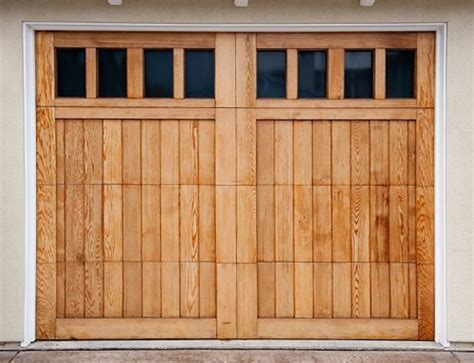 Wooden Garage Doors Woodwork How To Make A Wooden Garage Door Pdf Plans