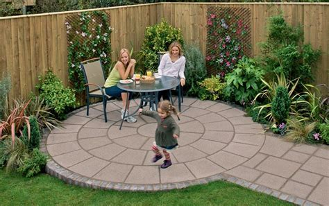paved garden design ideas patios garden paving essex design installation se