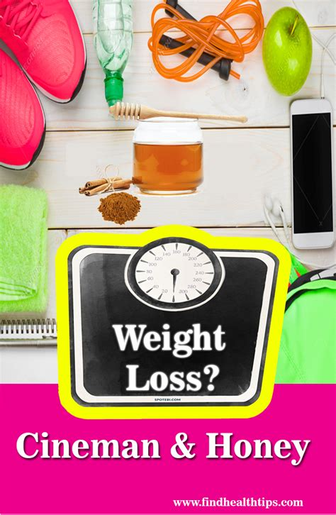 weight loss using honey cinnamon and honey for weight loss does it really work