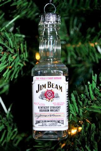 rum bottle xmas tree 12 best our airplane bottle ornament tree images on deco decor