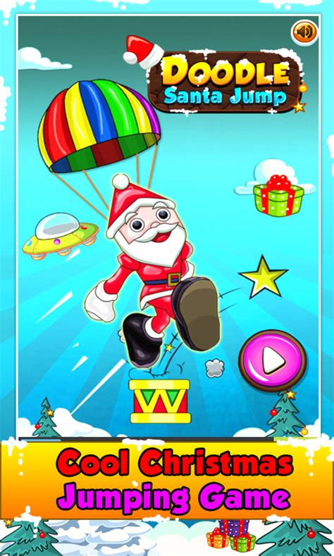 doodle jump the free doodle santa jump free android