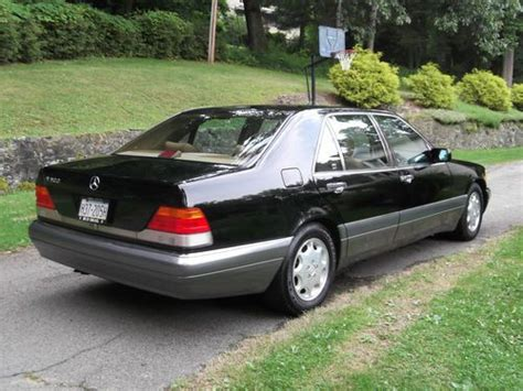 how petrol cars work 1995 mercedes benz s class instrument cluster sell used 1995 mercedes benz s500 sedan 4 door 5 0l very low miles s class all options in