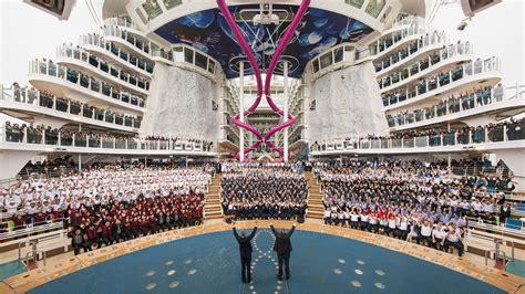 royal caribbean harmony of the seas harmony of the seas joins royal caribbean s fleet travel