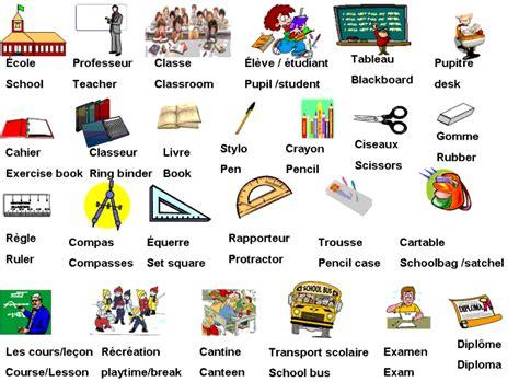 the vocabulary guide anglais vocabulary at french