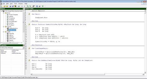 visual basic flowchart generator vb 6 0 source code to flowchart converter free source