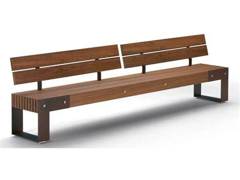 wooden bench ideas    metalco design alfredo tasca