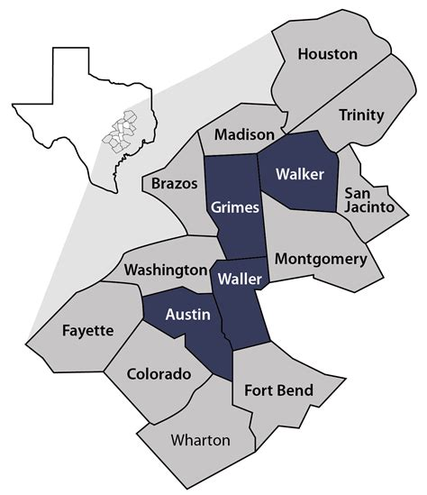 texas water districts map bluebonnet groundwater conservation district