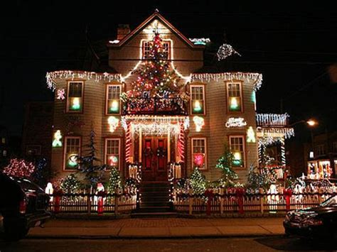 house christmas decoration ideas christmas house decorations 2 easyday