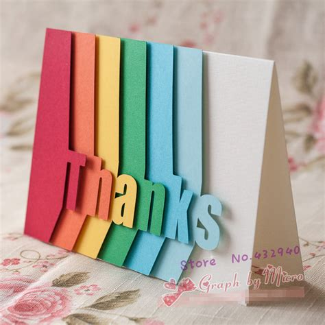aliexpress gift card free shipping handmade greeting card three dimensional