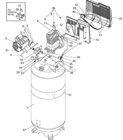 devilbiss cplcv air compressor parts