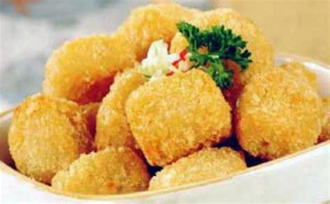 cara membuat nugget ayam jamur cara pembuatan nugget tempe ukm tempe pak sumpono