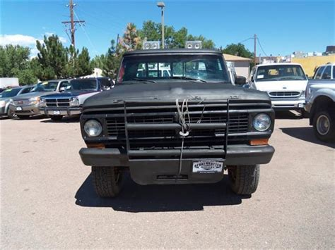 ford f250 transmission 1970 ford f250 4 door truck 4 wd manual transmission for
