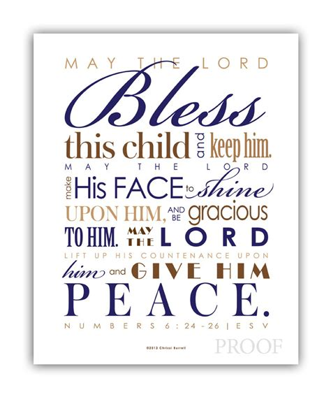 God Bless Our Home Wall Decor by Baby Blessing Quotes Bible Quotesgram
