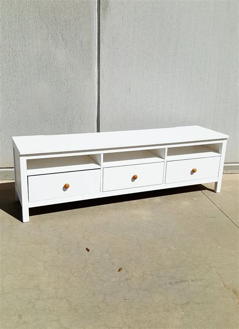 ikea hemnes media find more like new ikea hemnes tv media console white