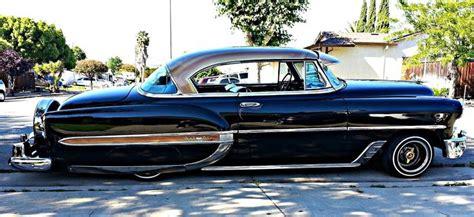 Mcginnis Cadillac by 1953 Chevy Lowrider Bomba Bad Trucks Cars Bikes