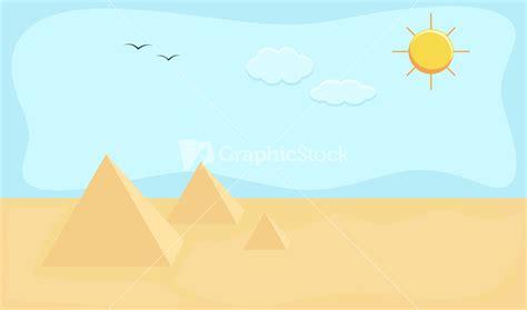 wallpaper cartoon vetor egypt cartoon background vector stock image