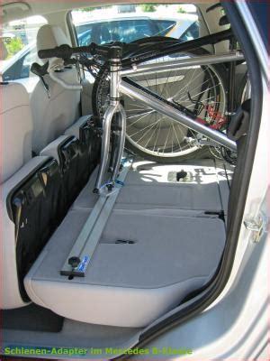 portabici interno per auto portabici interno mercedes club italia