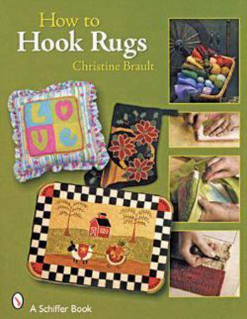 how to hook rugs with yarn rug books halcyon yarn