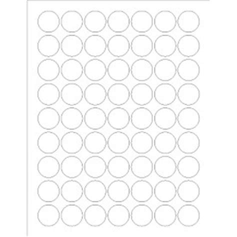 Templates Round Labels 63 Per Sheet Avery Avery Circle Labels Template