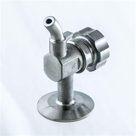 Valve Tri 1 5 quot tri cl sle valve