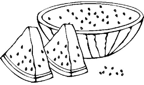 watermelon coloring page watermelon coloring pages best coloring pages for