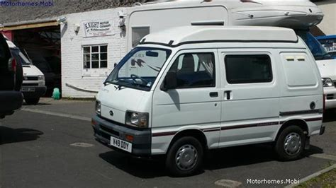 mini motorhome mini van cer for sale jc leisure mini cer for