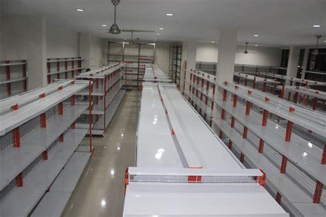 Rak Gantung Minimarket rak gondola alfamidi distributor perlengkapan rak toko