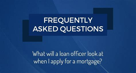 What Do Mba Officers Look For In Applicants by Benchmark Home Buyer S Information Resource
