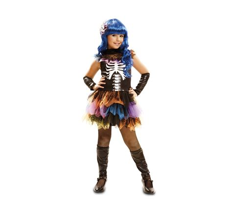 imagenes disfraces halloween niños disfraz de esqueleto arco iris para ni 241 as para halloween