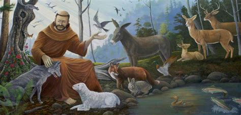 Picture Of St Francis Of Assisi