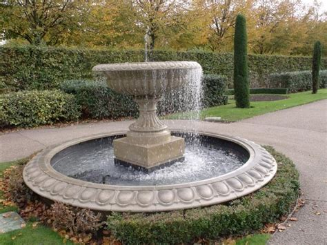 Garden Fountains Ideas Bloombety Pretty Garden Ideas Garden Ideas