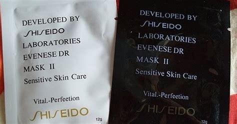 cara membedakan shiseido black mask asli dan palsu