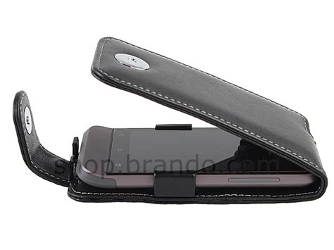 Yoobao Leather Htc One V T320e brando workshop leather for htc one v flip top